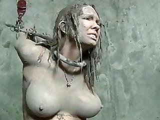 Girl Humiliated In The Mude The End