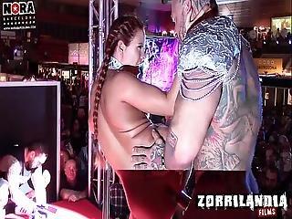La Bella Pornstar Y La Bestia Xxx