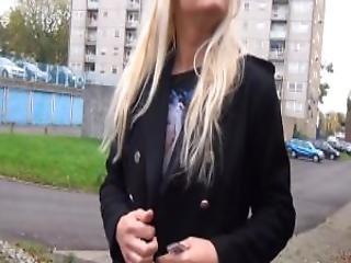 Blonde Amateur Babe Jakki Nude In Public And Flashing Girl Next Door Fingering Herself Outdoors