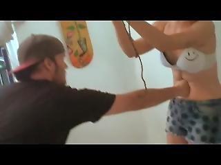 Stomach Punching