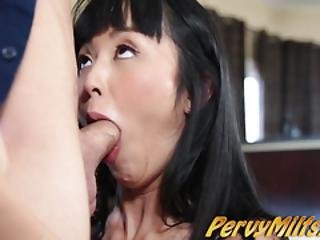 Asian Milf And Teen Riding