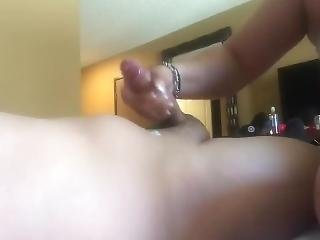 Jacking Off My Step Brother With Cum Shot