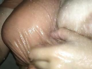 Wet T-shirt Shower College Babe