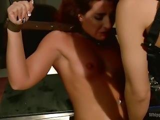 Lesbians Torture Each Other In Dirty Socks