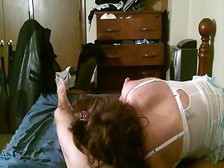 Polish Girl Friend Sucking And Riding My Cock, Getting Fucked Good