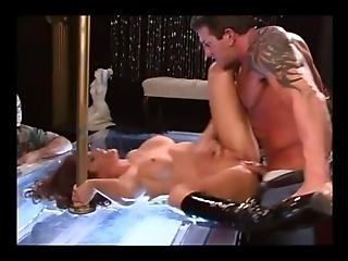 Gorgeous Stripper Brutally Fucked By Stud