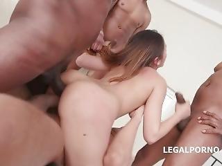 anal, fâché, pipe, éjaculation, bite, gangbang, hardcore, brusque, sexe, petits seins, thailandaise