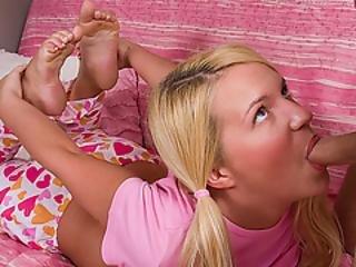 Blonde Teen Anal Sex