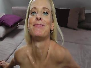 Stunning Amateur Milf With Big Saggy Tits Likes Her Ex