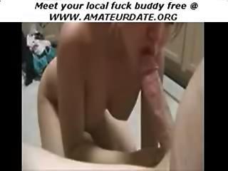 Expert Amateur Blowjob Suck Homemade