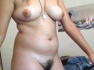 Girl Gets Naked In Woods Then Sucks Hard Cock