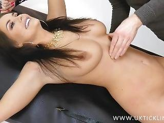 babe, stort bryst, britisk, fetish, kildrende