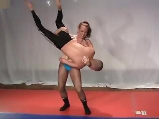 Wrestling Lift