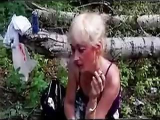 Bezdomovci Teen porno
