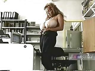 Big Boob, Boob, Fingering, Secretary, Stripping, Vintage