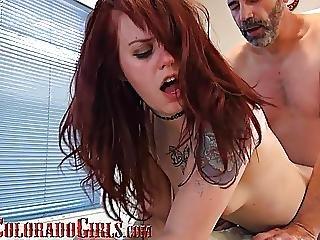 Hardcore Sex Oral Creampie Fuck My Sexy Tattooed Neighbor