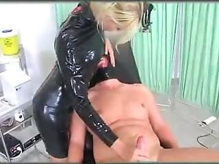 Rubber Mistress Femdom Slave