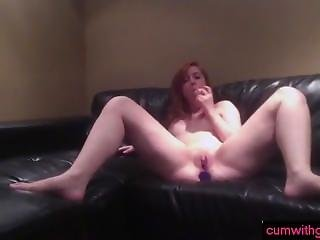 Sexy Babe Anal Fun Snapchat Stacy97x
