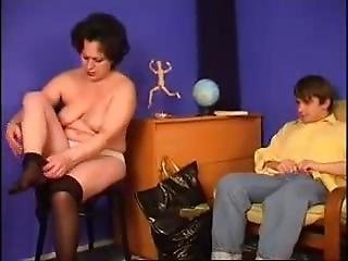 Russian Boy And A Girl Having Sex