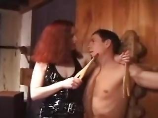 fetishe, punheta, tortura