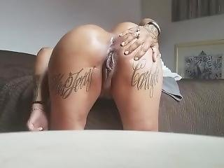 Bbc Diggin Bad Bitch Ebony Guts Backshots
