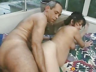 Anal Fucks His Pregnant Bitches Uncle