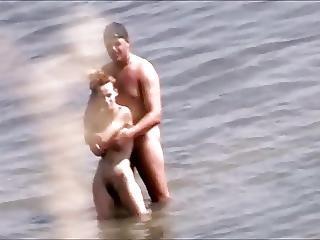 Nudist Beach Encounters 014