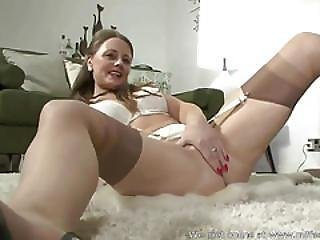 Horny Alluring Milf From Milfsexdating Net Just For You