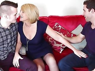 Privatecom barbara bieber puts the squeeze on her boss - 1 part 4