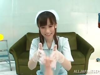 Cute Japanese Nurse