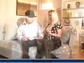 Stepmom Is A Slut And Fucks Son In Law
