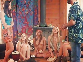 Cutie Carmen Caliente Intimate Lesbosex With Sexy Girls
