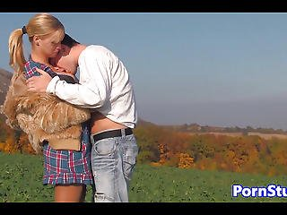 Amateur, Babe, Beautiful, Cumshot, Doggystyle, European, Farm, Fucking, Handjob, Oral, Outdoor, Pussy, Shaved