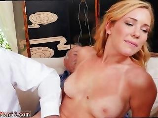 Hot Blonde Handjob First Time Frankie And The Gang Tag Team A Door To