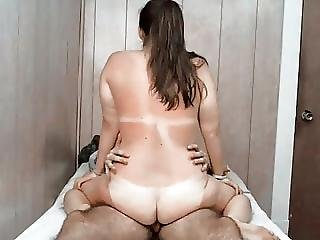 Cumming Inside Her Cowgirl On Top