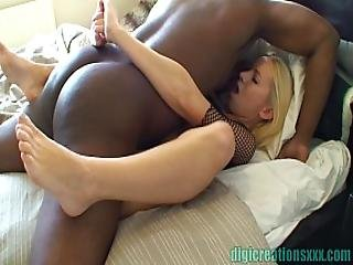 Neger, Room, Strak, Interraciale