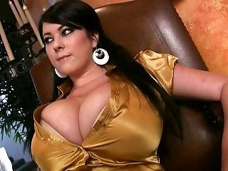 Rachel Aldana Gold Blouse 1