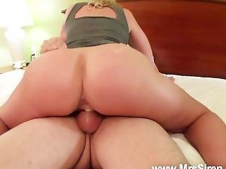 Big Ass Bouncing.. Pawg
