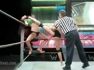 Wrestling Divas