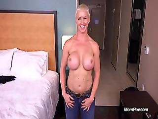 Big Tits Pixie Dream Milf Takes A Messy Facial Pov Raw Bareback Fucking Hard