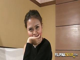 Small Fsmall Filipina Amateur Teen Sucks Cock Of Stranger For Money Pov Amateur Sex Vlog Of Backpacker Goes Viral