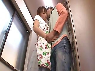 Asian Mom Id Like To Fuck Teasing Boy Till Masturbating Inside Clothed Sex Movie