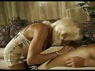 Who Is Mature Wife Pampers Her Young Husband