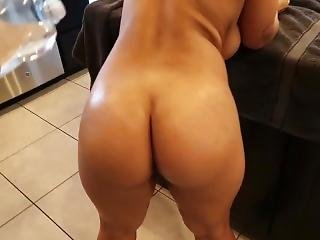 Crystina Rossi - Oiled Up, Fucked And Creampied