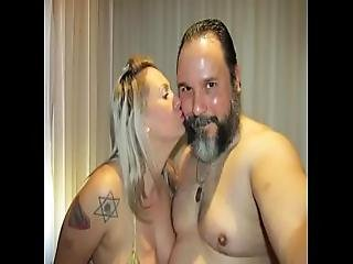 cú, grandes mamas, loira, brasileira, foder, estrela porno