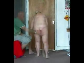 Granny Strip 1