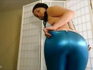 Emma Ink Loud Bubbly Blue Spandex Farts