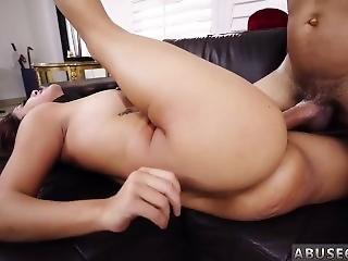 Hardcore Black Anal Ball Gag Mistress Mia Martinez Xmas Punishment