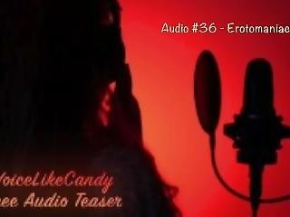 Erotomaniac Part 1 - Free Intro Teaser By Voicelikecandy