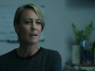 Claire Underwood Handjob Scene - House Of Cards
